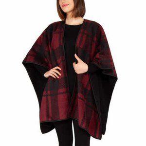 NEW!!! Ike Behar Ladies' Reversible Fashion Wrap